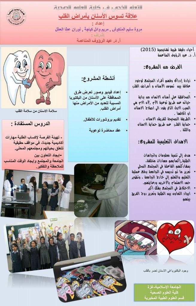 علاقة تسوس الأسنان بأمراض القلب