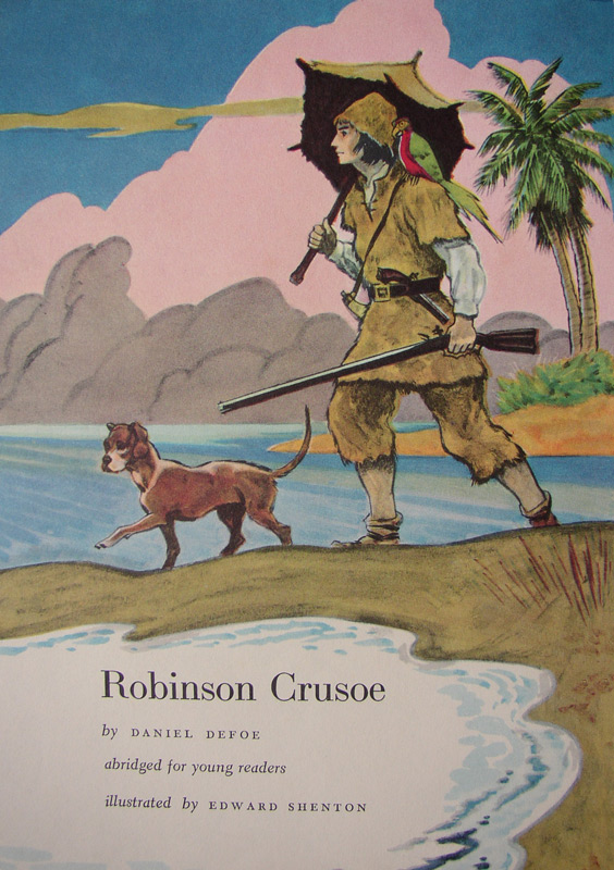 essay on robinson crusoe Robinson crusoe and friday - robinson crusoe and friday essay families, in the late 17th century, played an important role in the development of children since.