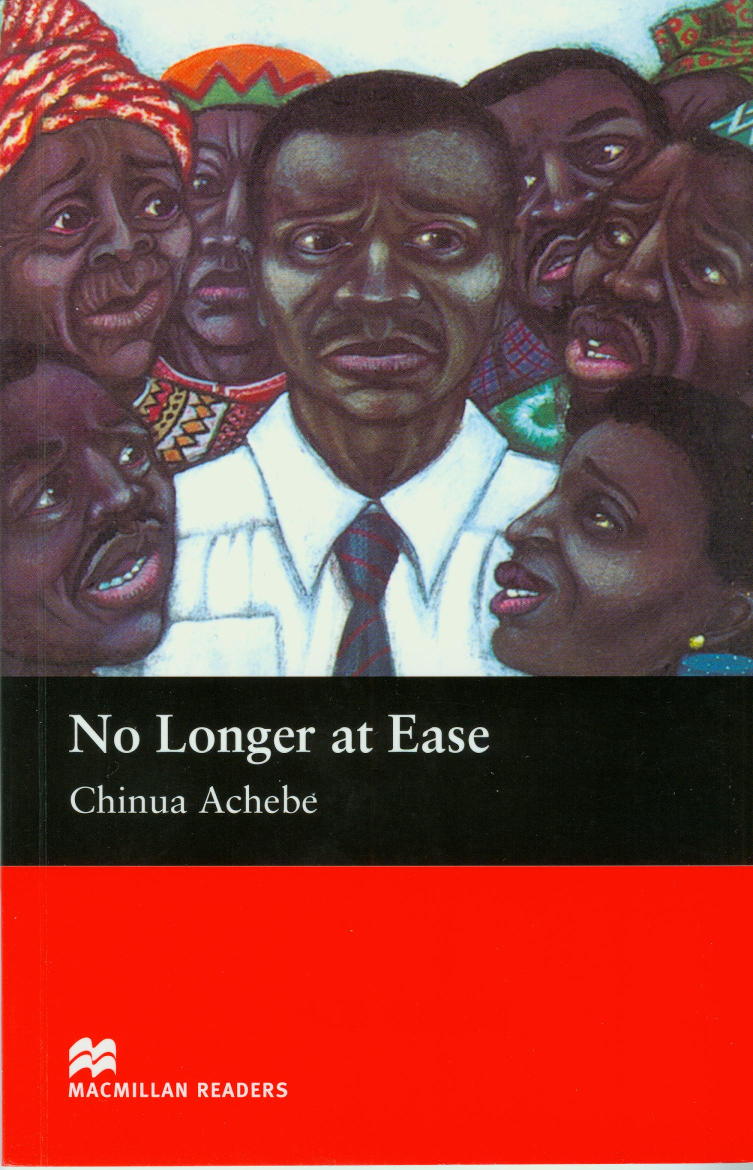 No longer at ease essay